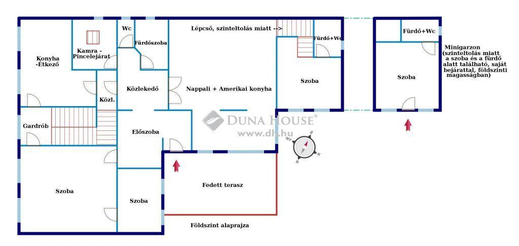 Eladó Ház, Budapest - Akár 4 LAKÁSKÉNT IS HASZNÁLHATÓ, ÚJSZERŰ TETŐVEL