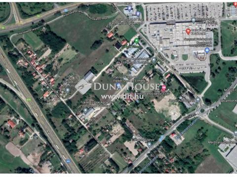 Eladó Telek, Bács-Kiskun megye, Kecskemét - Auchan mellett belterületi ipari telek