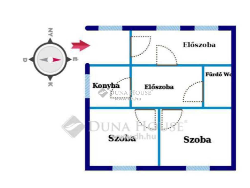 Eladó Ház, Zala megye, Csörnyeföld - Falusi CSOK-os családi ház felújítási állami támogatással a csodás Csörnyeföldön!