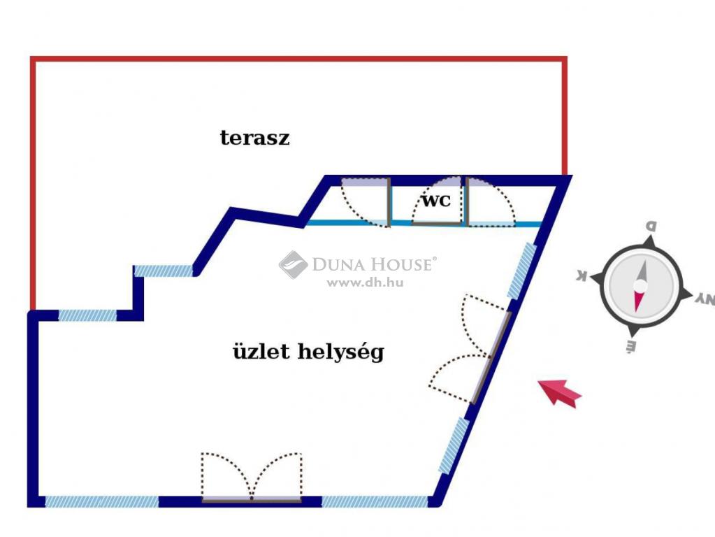 Kiadó Iroda, Bács-Kiskun megye, Kiskőrös - BELVÁROS