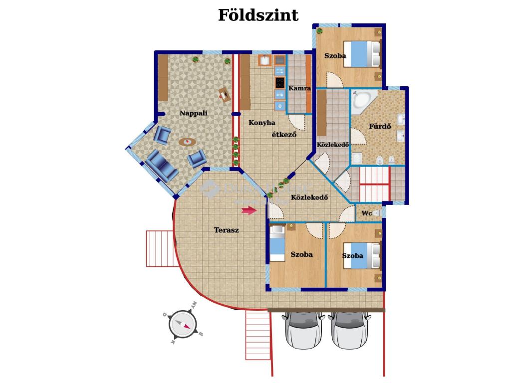 Eladó Ház, Fejér megye, Székesfehérvár - Ráchegyen exkluzív ház
