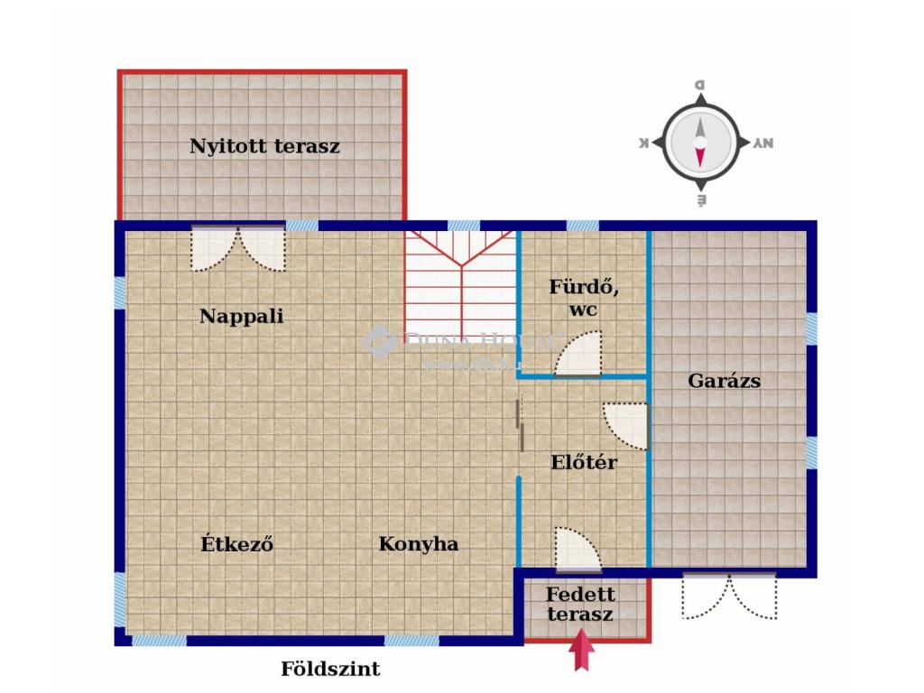 Eladó Ház, Hajdú-Bihar megye, Debrecen - Debrecen, Egyletkert lakóparki új, kétszintes családi házak!