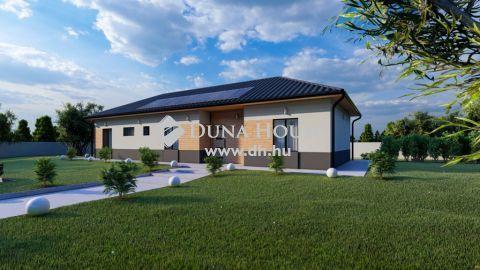 Eladó Ház, Bács-Kiskun megye, Kecskemét - 100 m2-es új-építésű családi ház 5kW napelemmel