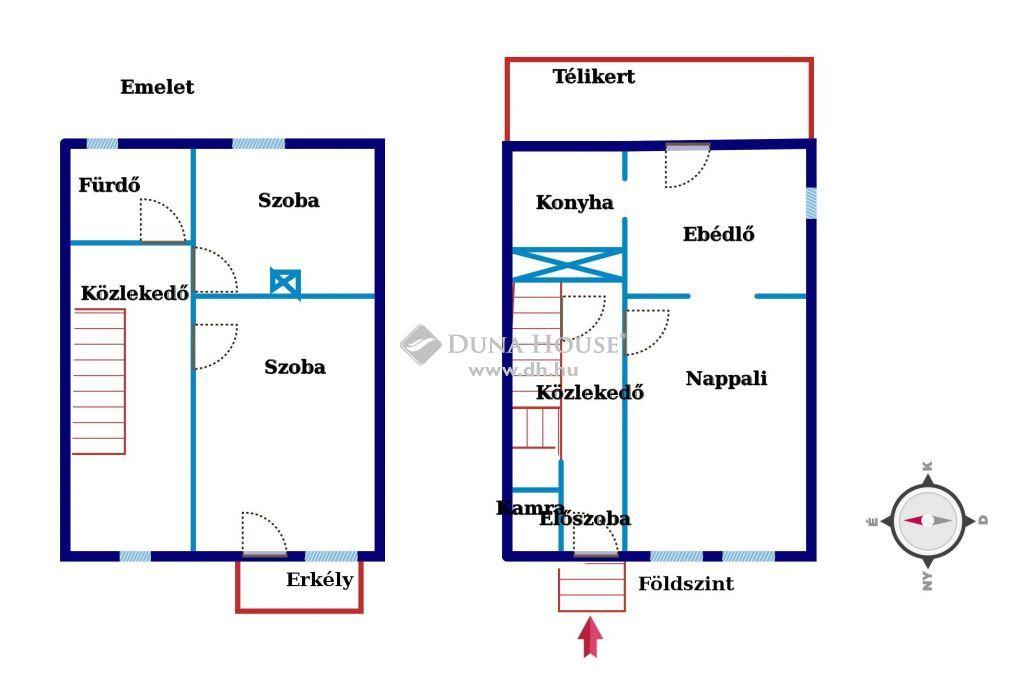 Eladó Ház, Vas megye, Sárvár - Kazinczy utca