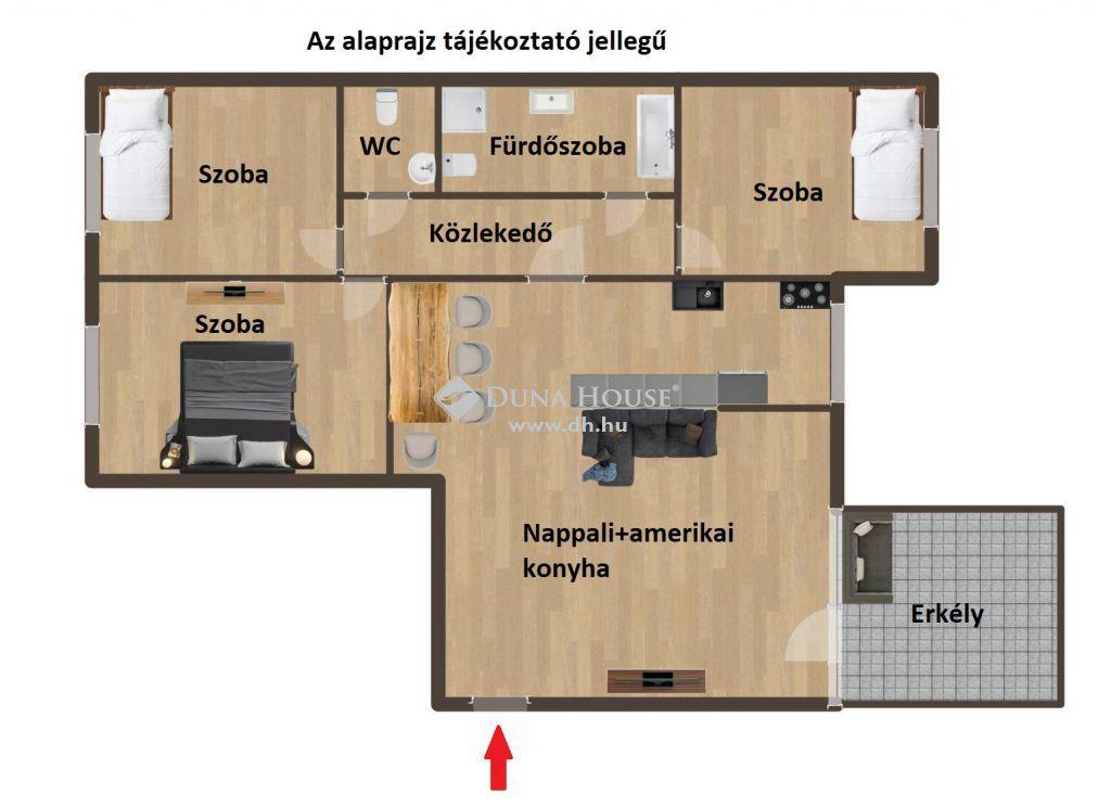 Eladó Lakás, Csongrád megye, Szeged - Brüsszeli körút