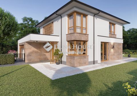 Eladó Ház, Vas megye, Szombathely - Új építésű, kétszintes, exkluzív családi ház