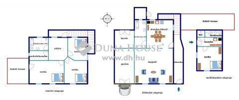 Eladó Ház, Pest megye, Taksony - Napelemes, többgenerációs családi ház melléképülettel eladó a vasútállomás közelében!